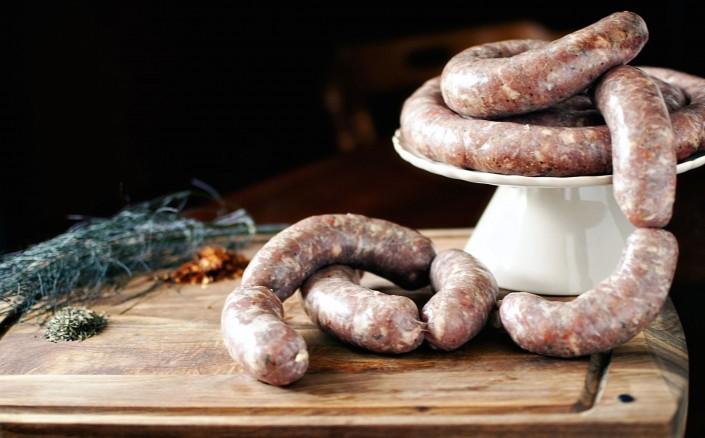 Italian-Piemonte-Sausage