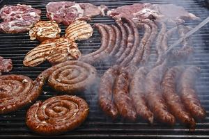 Pieomonte-sausage-on-grill