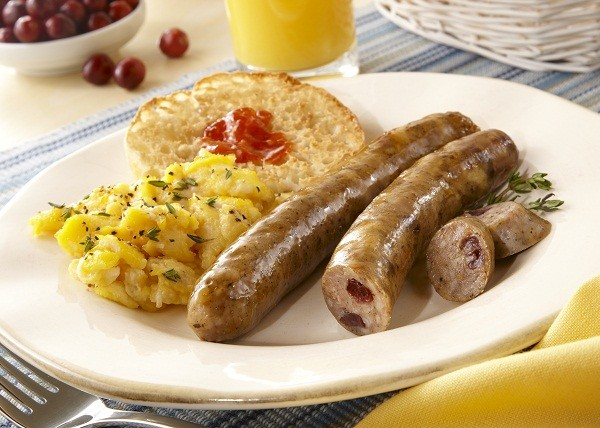 Apple-Cranberry-Pecan-Sausage-with-Breakfast