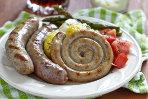 Dinner-With-piemonte-Sausage