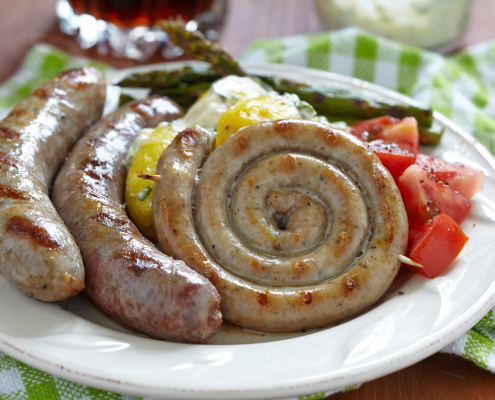 Dinner-With-piemonte-Sausage