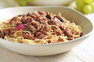 pasta-piemonte-sausage-mushrooms