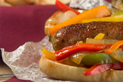 Beer-piemonte-sausage-and-peppers