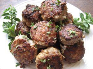 Sausage-Piemonte-meatballs